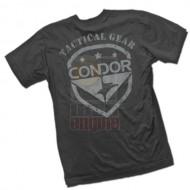 CONDOR 10619 Graphic Tee - Shield