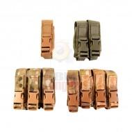 HSGI Modular Pistol Mag Pouch Quad