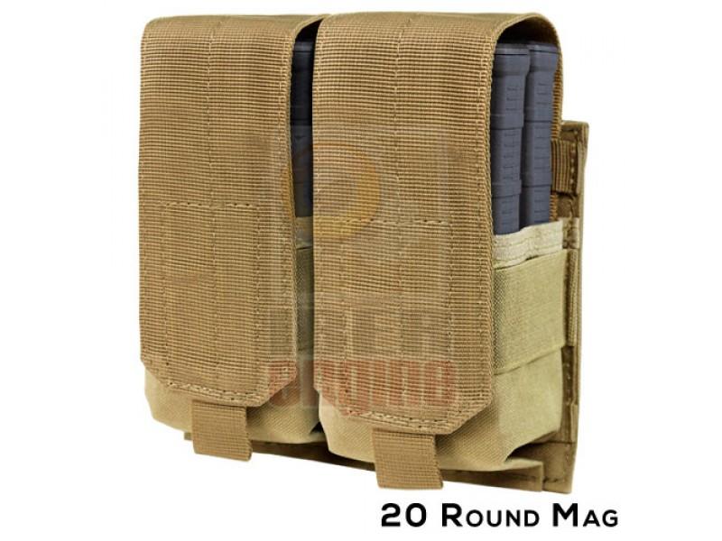 CONDOR 191089 Double M14 Mag Pouch - Gen II