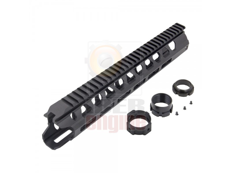 "MODIFY 13.5 "" M-LOK Handguard Rail System - Triangular"