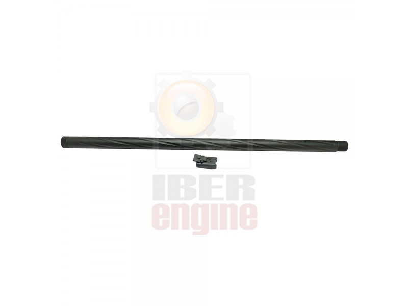 ACTION ARMY B02-012 Type 96 Twisted Outer Barrel-Long + Mag Catch
