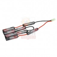 ICS MC-141 9.6V 1600mAh EP Ni-MH