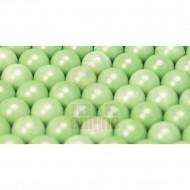 ICS MC-186B 0.20g Bio BBs 5.000PCS/1KG Bag *LT GREEN*