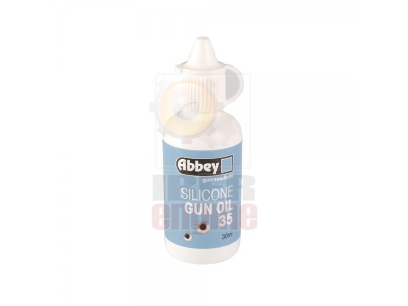 ABBEY Silicone Gun Oil 35 Dropper Bottle 30ml