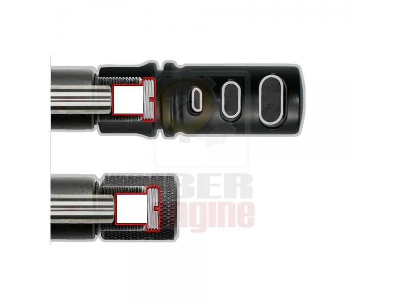 AIRTECH STUDIOS G&G CM16 / G16 Predator IBS Inner Barrel Stabilizer
