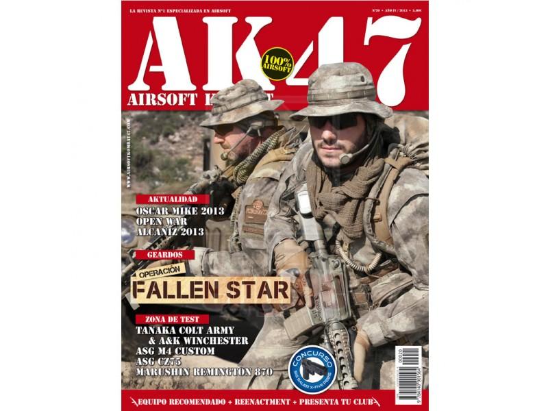 Revista AK47 Nº20