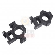 AIM-O Tri-Side Extend 25.4-30mm Ring Mount