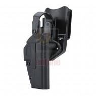 CYTAC CY-G17L3G2 Duty Holster Level III Gen2 - Glock 17/22/31