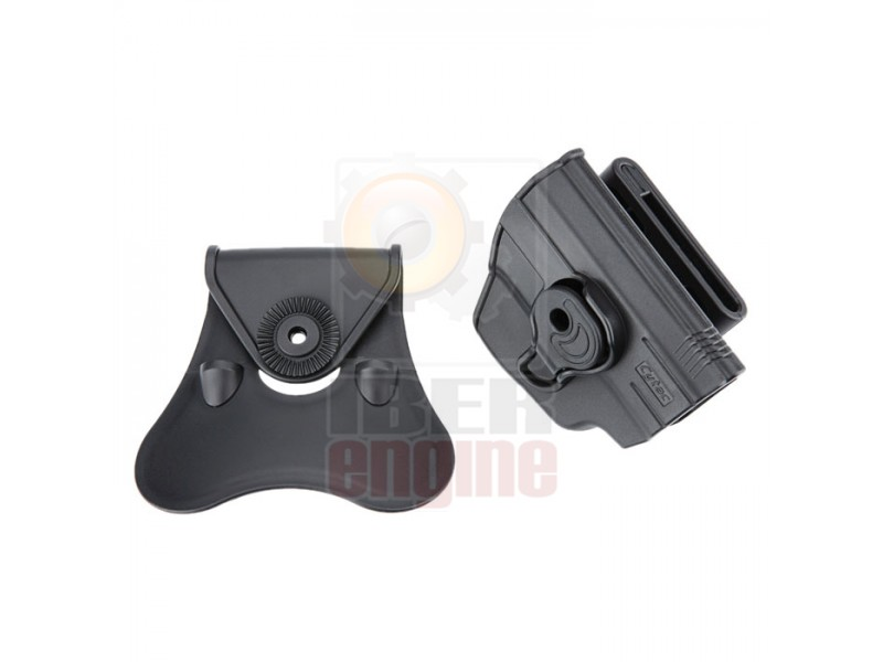 CYTAC CY-LW/L R-Defender Holster - Ruger LC9 with Laser