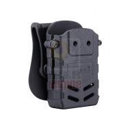 CYTAC CY-MP-R M16/AR15 Rifle Magazine Holder with Paddle Attachment