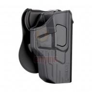 CYTAC CY-MP9G3 R-Defender G3 Holster - S&W M&P 9/M&P 9 M2.0