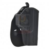 CYTAC CY-TG17 Thumb Release Holster - Glock 17/22/31 Gen 1,2,3,4