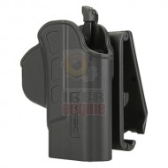 """CYTAC CY-TMPS Thumb Release Holster - M&P Shield .40 3.1""""/9mm 3.1"""""""