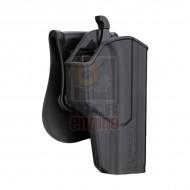 CYTAC CY-TQG17 T-ThumbSmart Holster - Glock 17