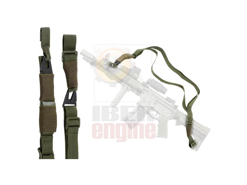 DEFCON 5 D5-2003 Two Point Tactical Assault Sling
