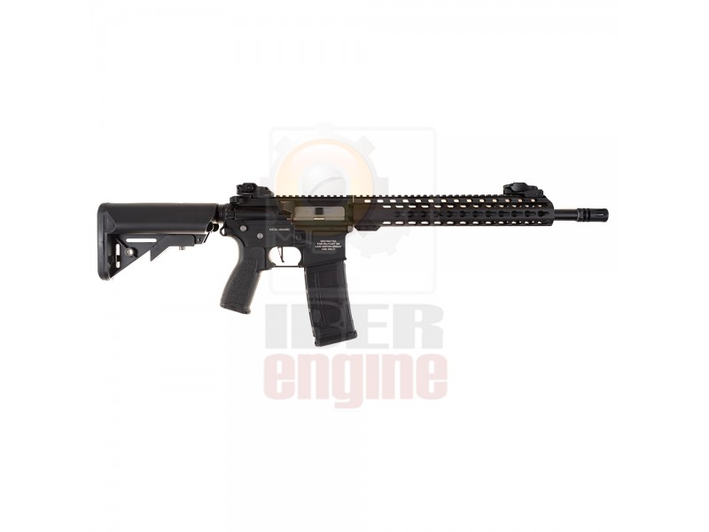"""DELTA ARMORY DA-A12-MT AR15 KeyMod 9"""" Carbine ALPHA MT AEG"""