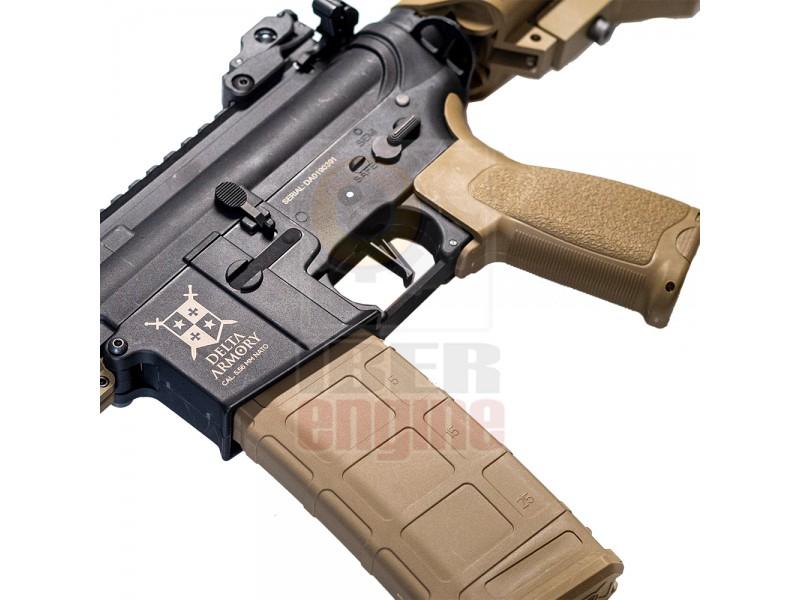 """DELTA ARMORY DA-C04 AR15 KeyMod  10"""" CHARLIE AEG"""