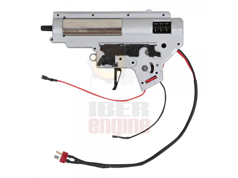 DELTA ARMORY DA-ACC-14 Upgraded Complete QRS Gearbox Ver. 2