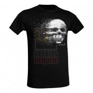 D.FIVE DF5-F61430-9 T-Shirt Skull