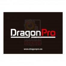 DRAGONPRO DP-FA001 Flag 100 x 70 cm