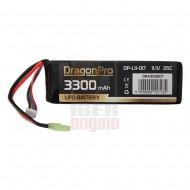 DRAGONPRO DP-L11-017 11.1V 3300mAh 25C LiPO 135x43x18mm