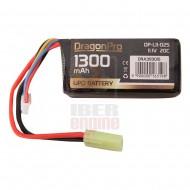DRAGONPRO DP-L11-025 11.1V 1300mAh 20C LiPO 70x34x19mm