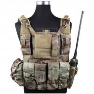 EMERSON GEAR EM7443 RRV Tactical Vest W/Pouchs Set