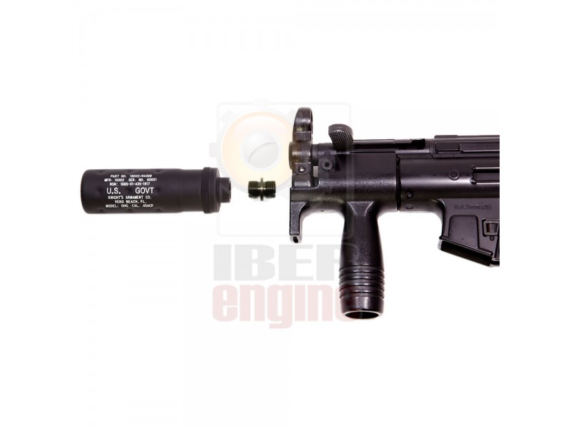 FIRST FACTORY TM MP5K Silencer Attachment System NEO (14mm CCW)