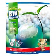 G&G Bio BB 0.20g / 1KG Aluminum Foil (Green) / G-07-128