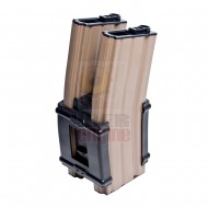 G&G Double Magazine for GR16 (Desert Tan) / G-08-029-1