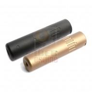 G&G SCAR Sound Suppressor Desert Tan (14mm CCW) / G-01-034