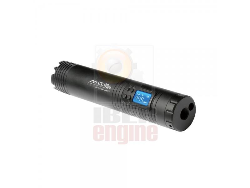 G&G G-01-047-2 M.I.T. Military Intelligence Tracer Unit + Laser Black