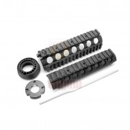 G&G Magnesium R.A.S. for GR16 Black (Short Type) / G-03-083