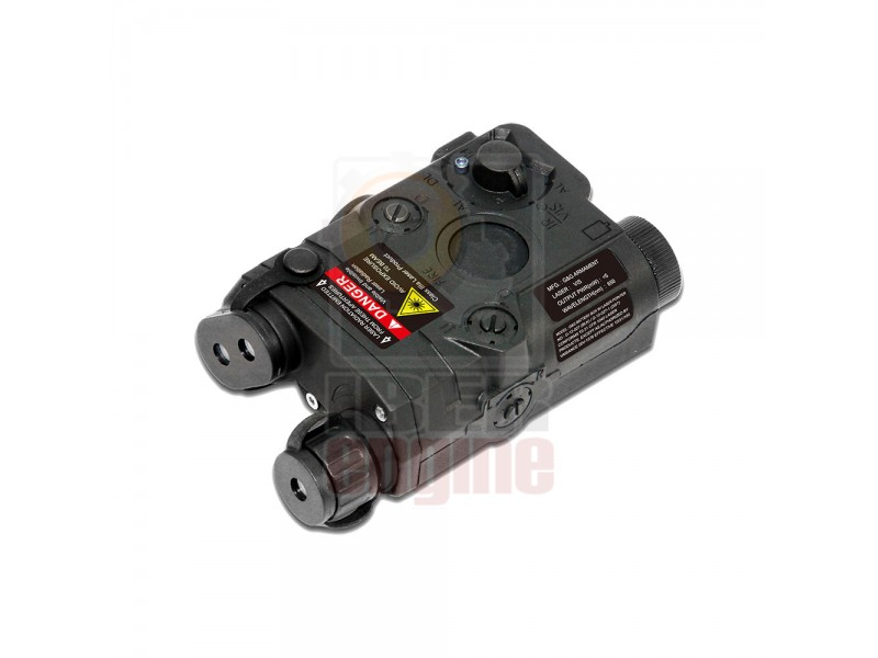 G&G Battery Box w/ Laser Pointer Black (G-12-027)
