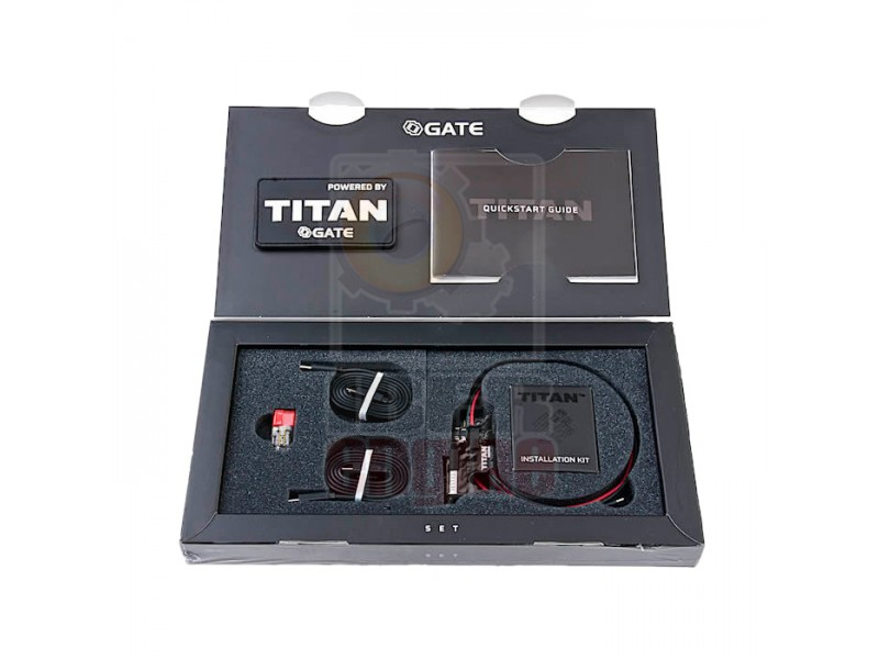 GATE TITAN V2 NGRS Advanced Set (Rear Wired)