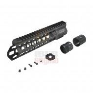 "ICS MA-375 YAK Keymod Handguard 10"""