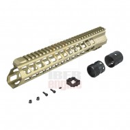 "ICS MA-379 YAK Keymod Handguard 12.5"" TAN"