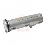 LCT PK-365 Full Steel Half Teeth Piston + Aluminum Piston Head EBB