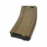 LCT M-065 M4 300rds Metal Magazine (Tan)
