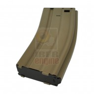 LCT M-066 M4 60rds Metal Magazine (Tan)