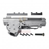 LCT PK-370 Ver.3 Quick Spring Change Gearbox Shell EBB (6mm Bearing)