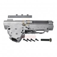 LCT PK-371 Ver.3 Quick Spring Change Gearbox Shell AEG (9mm Bearing)