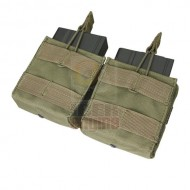 CONDOR MA24 Double Open Top M14 Mag Pouch