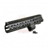 "MADBULL PWS-10"" DI KeyMod Handguard Rail"