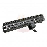 "MADBULL PWS-12"" DI KeyMod Handguard Rail"