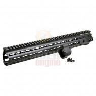 "MADBULL PWS-15"" DI KeyMod Handguard Rail"