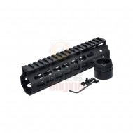 "MADBULL Strike Industries Mega Fins KeyMod Handguard Rail 7"""