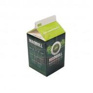 MADBULL 0.20g PLA Bio BBs - Biodegradable Milk Carton 3000 rds