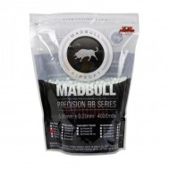 MADBULL 0.25g Non Bubbles Precision BBs - Bag 4000 rds