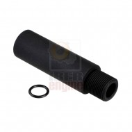 """MADBULL 2"""" CCW to CCW Outer Barrel Extension (14mm)"""
